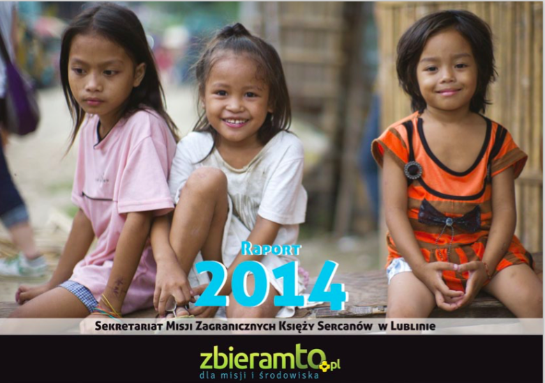 Okładka Raportu 2014