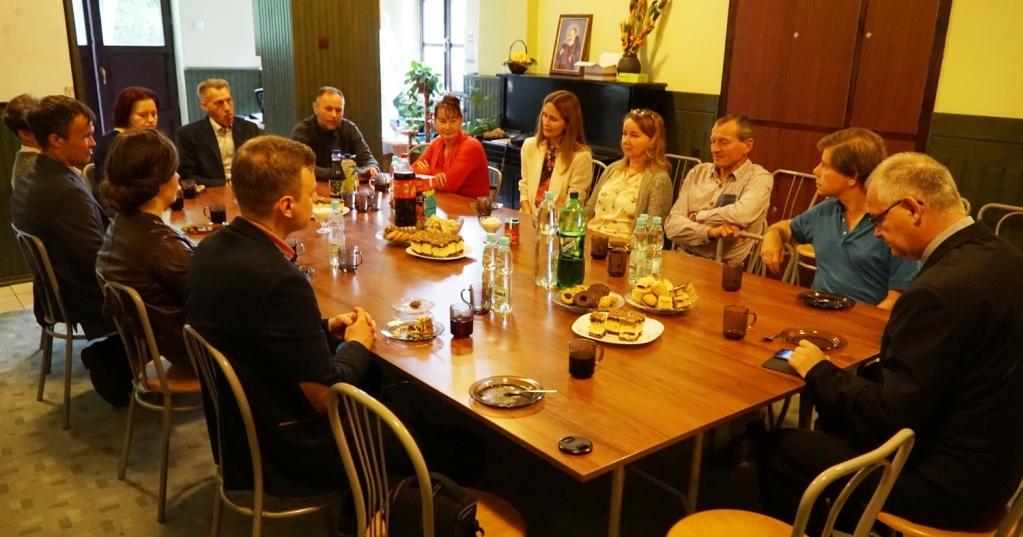 Spotkanie 'Rodziny Misyjnej' SCJ (1)
