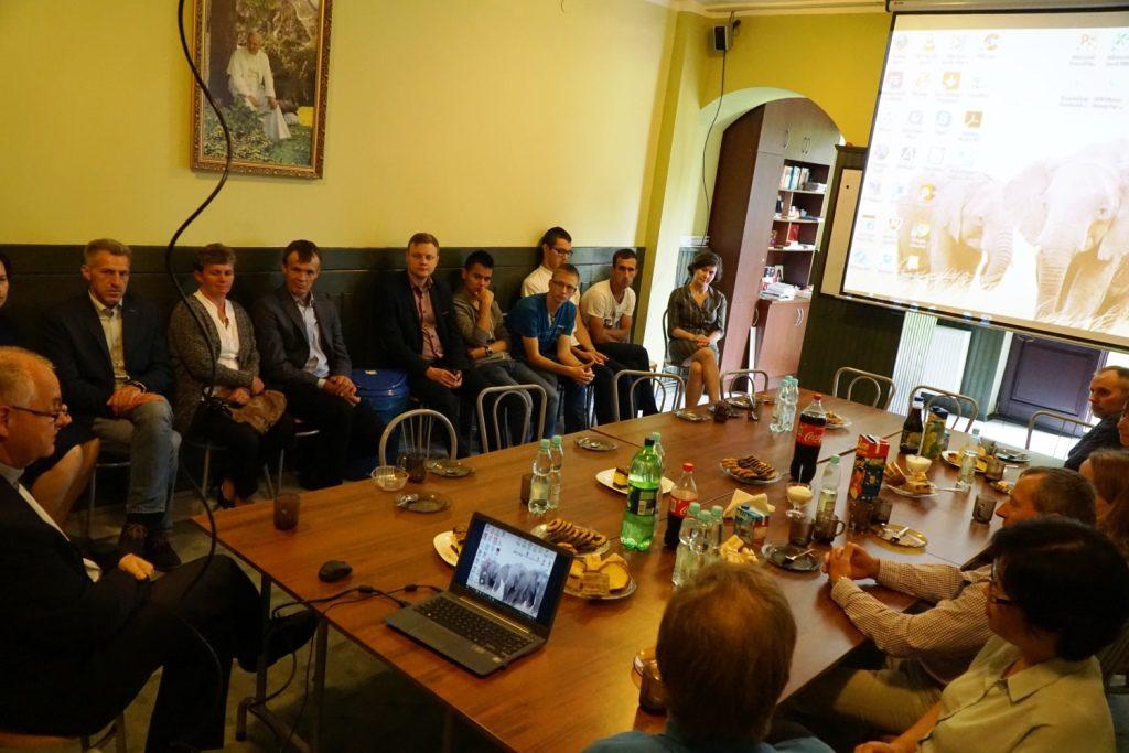 Spotkanie 'Rodziny Misyjnej' SCJ (5)